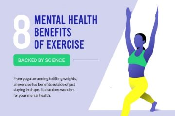 8 Mental Health Benefits of Exercise
